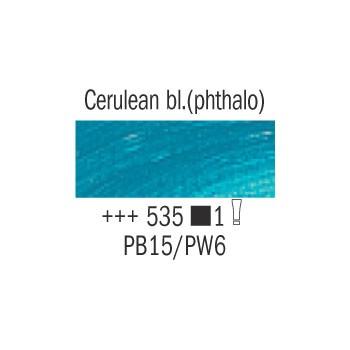 Λάδι Van Gogh Talens 20ml, Cerulean Blue Phthalo