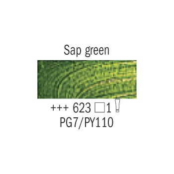 Λάδι Van Gogh Talens 20ml, Sap Green