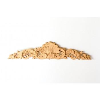 Ξυλόγλυπτο Διακοσμητικό 33x7cm