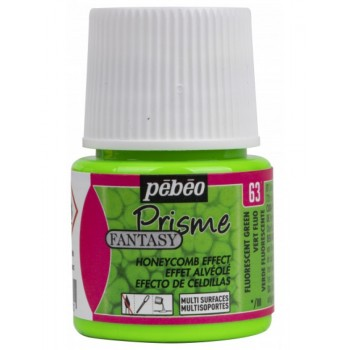 Fantasy Prisme Colors 45ml (Pebeo), Fluo Green