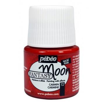 Fantasy Moon Colors (Pebeo) 45ml, Carmine