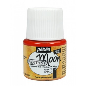 Fantasy Moon Colors (Pebeo) 45ml, Apricot