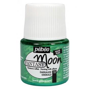 Fantasy Moon Colors (Pebeo) 45ml, Emerald