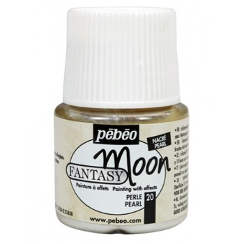 Fantasy Moon Colors (Pebeo) 45ml, Pearl