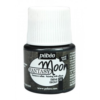 Fantasy Moon Colors (Pebeo) 45ml, Ebony