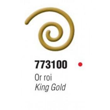 Vitrail Cernes Relief Outliners 20ml (Ανάγλυφα περιγράμματα για γυαλί κλπ) - King Gold