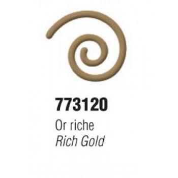 Vitrail Cernes Relief Outliners 20ml (Ανάγλυφα περιγράμματα για γυαλί κλπ) - Rich Gold