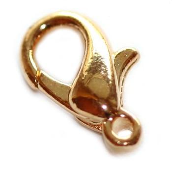 Επίχρυσο (Gold Plated) Κούμπωμα 1.3cm (5 τεμ)