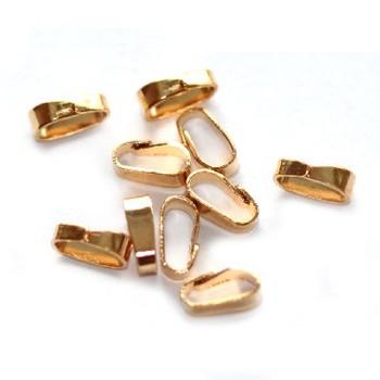 Επίχρυσο (Gold Plated) Link Loop 4.4mm (25 τεμ)