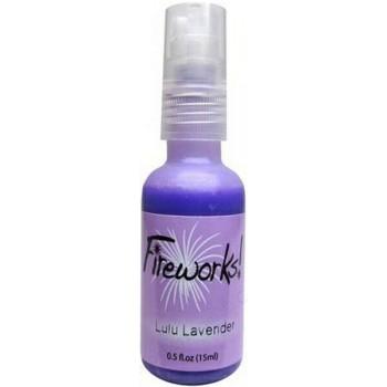Mists Memento Fireworks Spray Ink 15ml (Tsukineko), Lulu Lavender