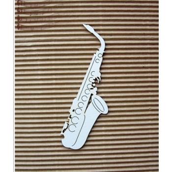 Διακοσμητικά Chipboard (2,2cm x 7,3cm)