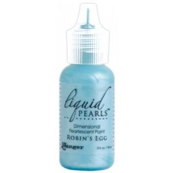 Liquid Pearls 18ml (Ranger), Robins Egg