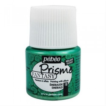 Fantasy Prisme Colours 45ml (Pebeo), Emerald