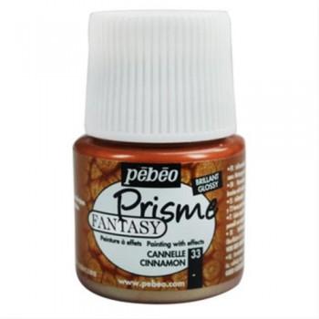 Fantasy Prisme Colours 45ml (Pebeo), Cinnamon