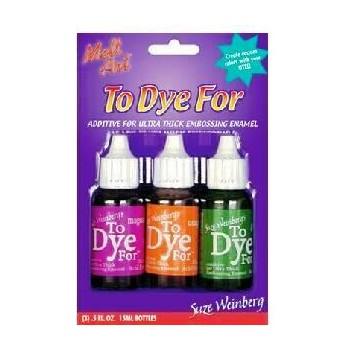 Χρώματα To Dye For Hot