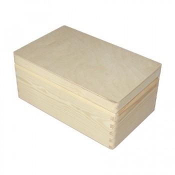 Κουτί ξύλινο, 29*18*12,5cm