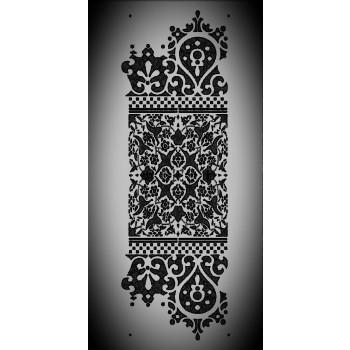 Στένσιλ (Stencil) Decostar 35x50cm / DNT010