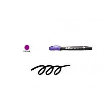 Ανεξίτηλοι Μαρκαδόροι Artline Supreme EPF-700 (1.0mm, Purple)