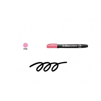 Ανεξίτηλοι Μαρκαδόροι Artline Supreme EPF-700 (1.0mm, Pink)