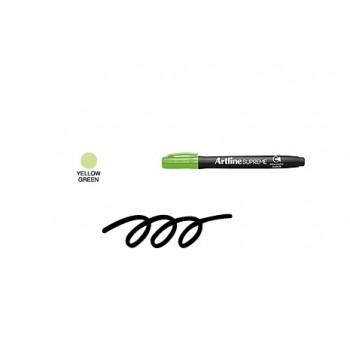 Ανεξίτηλοι Μαρκαδόροι Artline Supreme EPF-700 (1.0mm, Yellow Green)