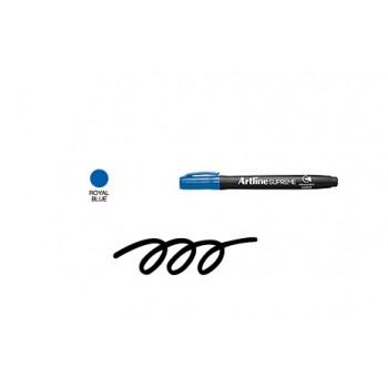 Ανεξίτηλοι Μαρκαδόροι Artline Supreme EPF-700 (1.0mm, Royal Blue)