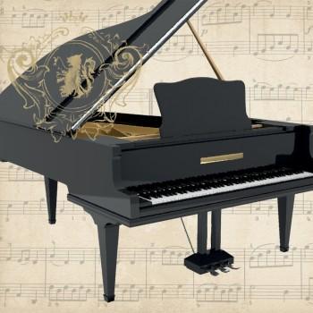 Χαρτοπετσέτα για Decoupage, Concerto Piano / 133-2466