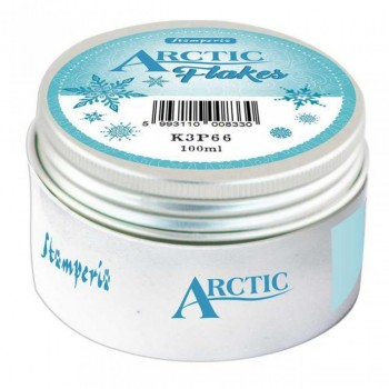 Arctic Flakes Stamperia 100 ml, Εντυπωσιακές νιφάδες με ιριδισμούς / K3P66