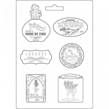 Καλούπι Soft Maxi Mould A4 Stamperia, Lavender / K3PTA467