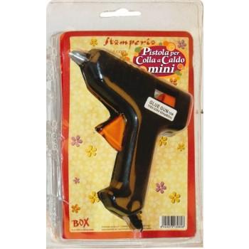 Μικρό Πιστόλι Θερμοκόλλησης Stamperia 7 mm 10W / KRH02