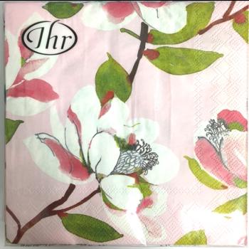 Χαρτοπετσέτα για Decoupage, Maret rose / L-544550