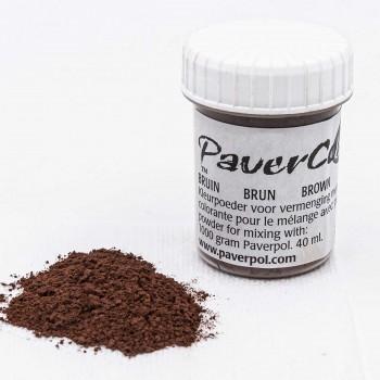 Pavercolor Καφέ 40ml
