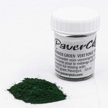 Pavercolor Σκούρο Πράσινο 30ml