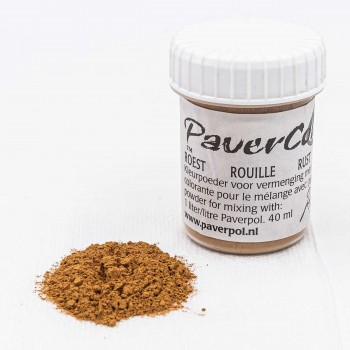 Pavercolor Rust 40ml