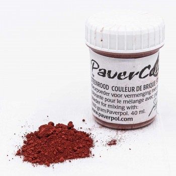 Pavercolor Stone Red 40ml