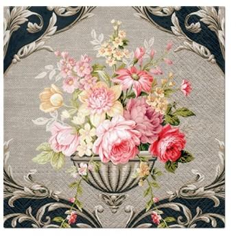 Χαρτοπετσέτα για Decoupage, Royal Bouquet / SDL120116