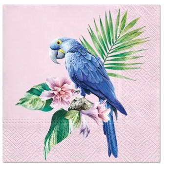 Χαρτοπετσέτα για Decoupage,  Exotic Parrot / SDL123100