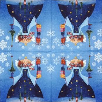 Χαρτοπετσέτα για Decoupage, Gifts are welcomed / PD-60898