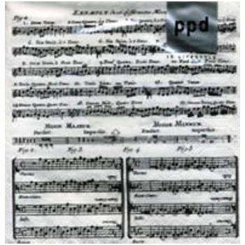 Χαρτοπετσέτα για Decoupage, Adagio (white) 25x25cm / 007635