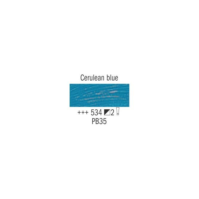 Λάδι Van Gogh Talens 20ml, Cerulean Blue
