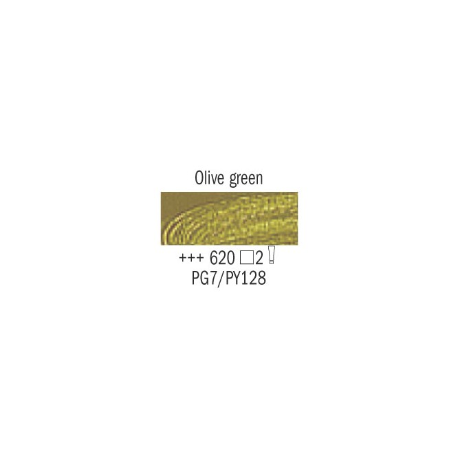 Λάδι Van Gogh Talens 20ml, Olive Green
