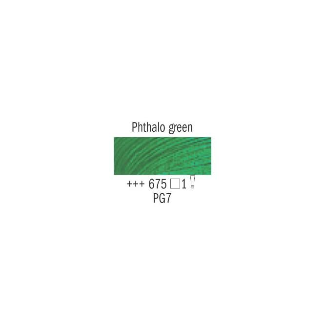 Λάδι Van Gogh Talens 20ml, Phthalo Green