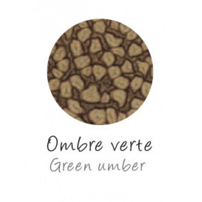 Fantasy Prisme Colours 45ml (Pebeo), Green Umber
