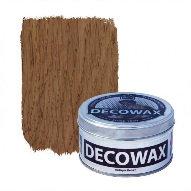 Κερί Παλαίωσης Lacq Decowax 370ml, Antique Brown