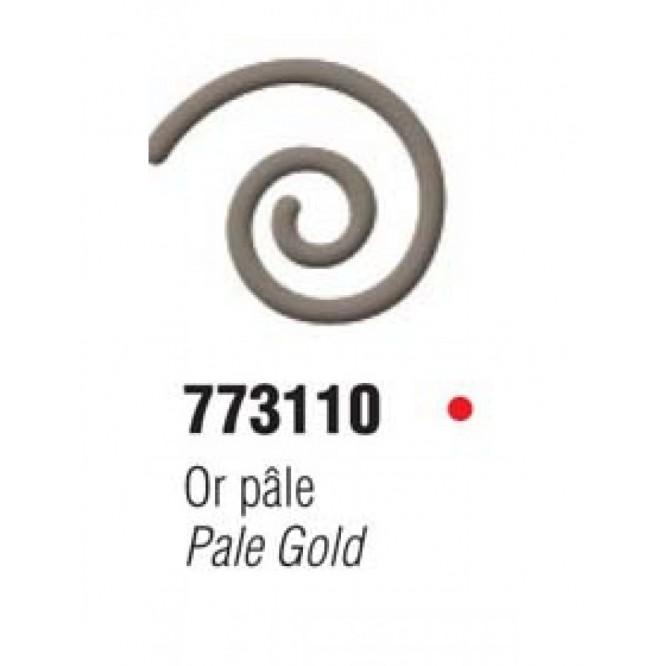 Vitrail Cernes Relief Outliners 20ml (Ανάγλυφα περιγράμματα για γυαλί κλπ) - Pale Gold