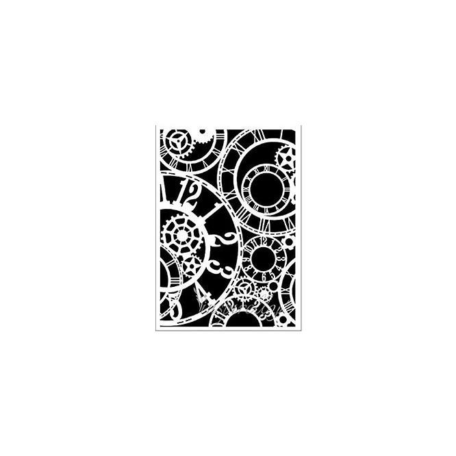 Στένσιλ (Stencil) DailyArt 14x20cm / DA17ST0170
