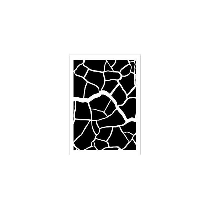 Στένσιλ (Stencil) DailyArt 14x20cm / DA17ST0171
