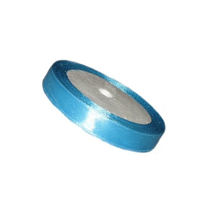 Κορδέλα Satin 12.5mm (~13.5m) - Azure