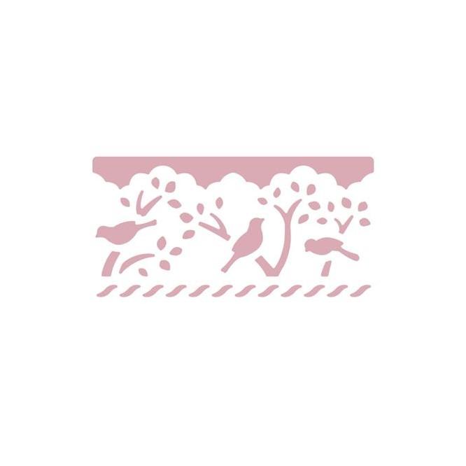 Κοπτικό Decorative Border Punch XL Ornament (6.3cm x 2.95cm)