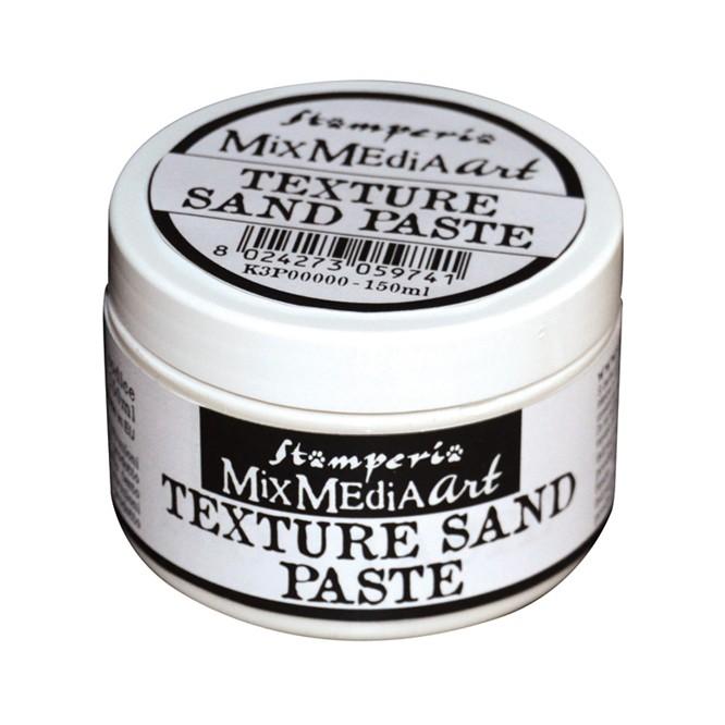 Texture sand paste Stamperia 150ml