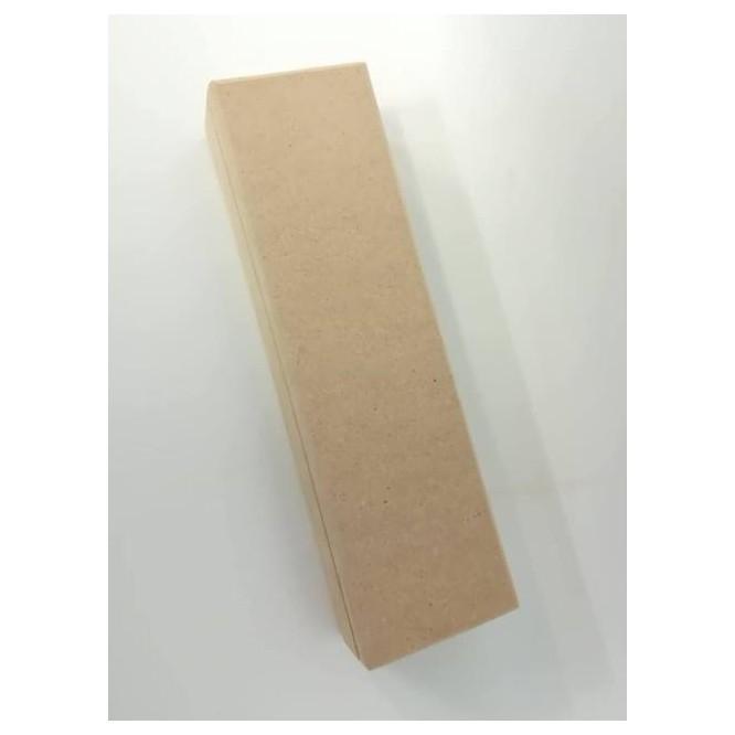 Λαμπαδόκουτο MDF 35x10x6.5cm, Ελληνικό προϊόν
